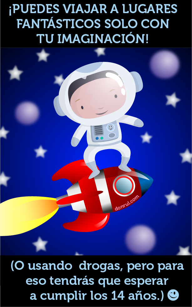 AstronautaDrogas